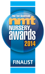 Scottish Nursery Management Today awards Finalist